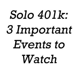 Solo 401k Plans